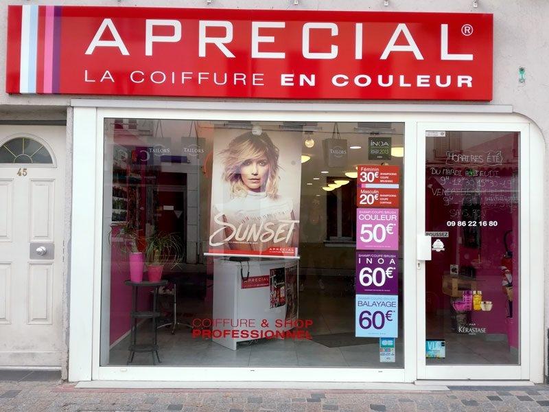 Salon de coiffure Aprecial à La Crau