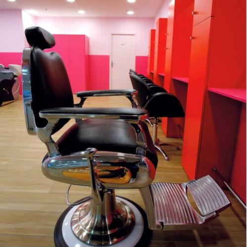 Salon de coiffure design et coloré Aprecial
