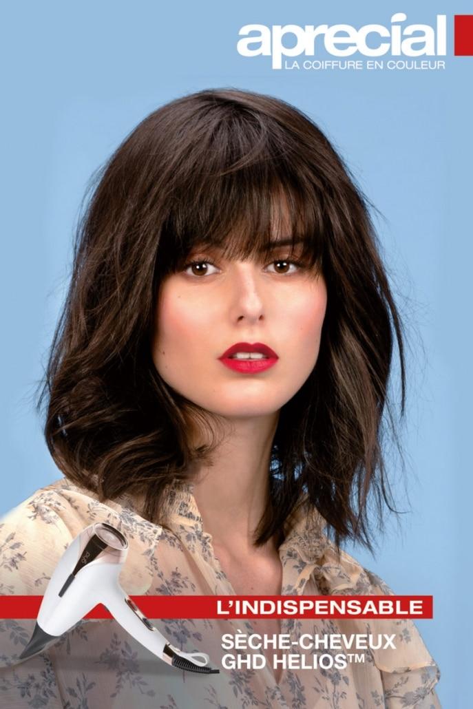 Collection coiffure été 2020