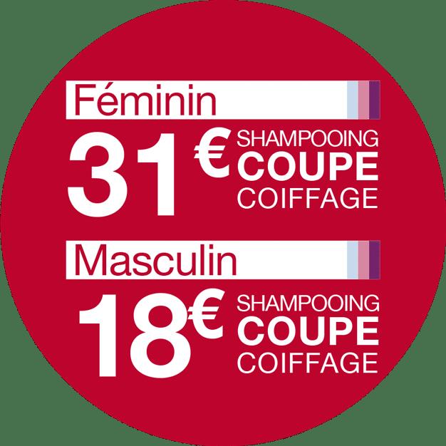 Tarif Aprecial Shampooing coupe La Jonquera